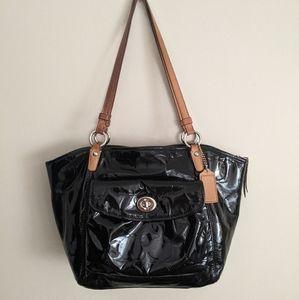 Coach Leah tote bag